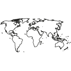 World Map Edition (administrative level 1)